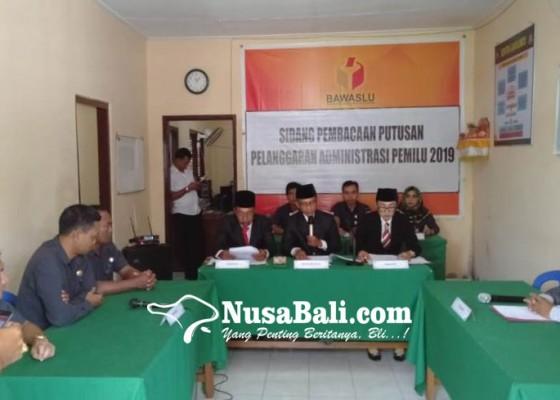 Nusabali.com - dek-ulik-dikenakan-sanksi-teguran-tertulis