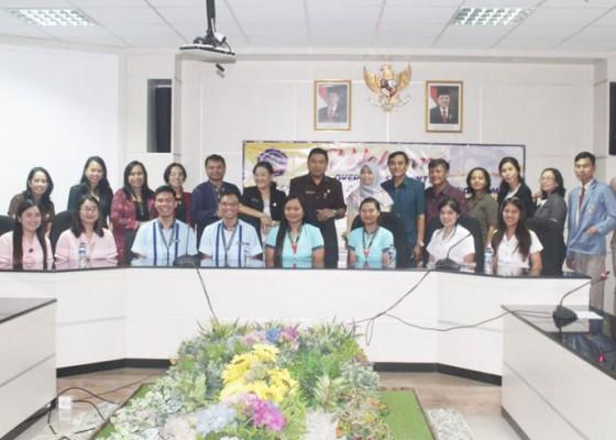 Nusabali.com - undiksha-terima-belasan-mahasiswa-luar-negeri