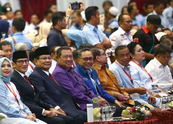 Nusabali.com - prabowo-disapa-presiden-saat-pidato-indonesia-menang