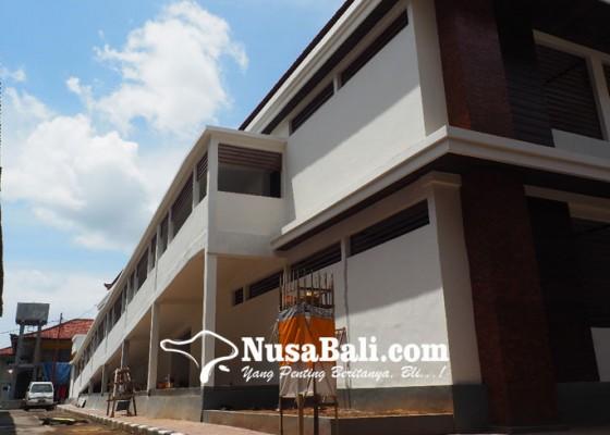 Nusabali.com - proyek-ekskalator-pasar-semarapura-gagal-tender