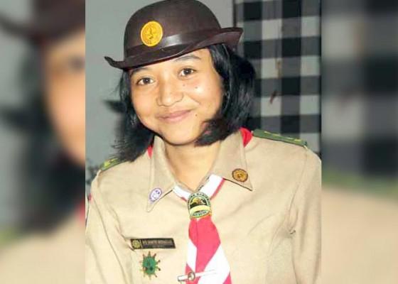 Nusabali.com - jadi-duta-wisata-bali-sawitri-tampil-di-jambore-pemuda-indonesia