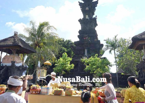 Nusabali.com - mudra-palinggih-jagatnatha-belum-diperbaiki