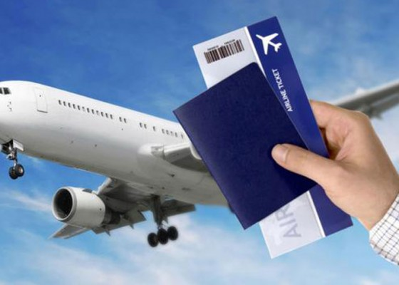 Nusabali.com - harga-tiket-pesawat-masih-tinggi