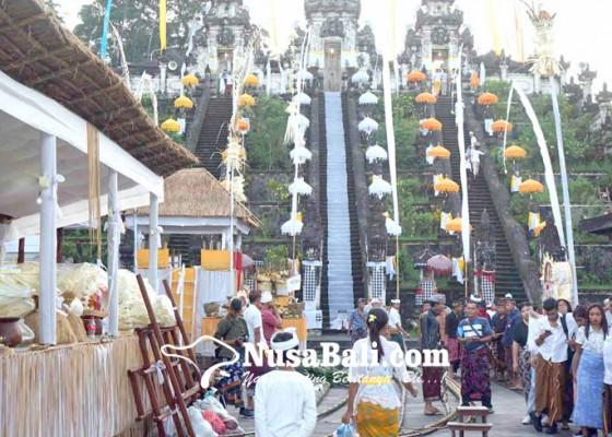 Nusabali.com - wisata-lempuyang-ditutup-dua-hari