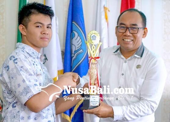 Nusabali.com - siswa-smpn-4-singaraja-juara-olimpiade-mipa-tingkat-provinsi