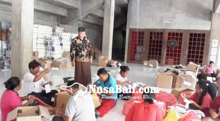www.nusabali.com-kpu-gianyar-bantah-gudang-logistik-bocor