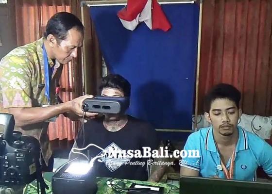 Nusabali.com - penghuni-lapas-kerobokan-direkam-e-ktp