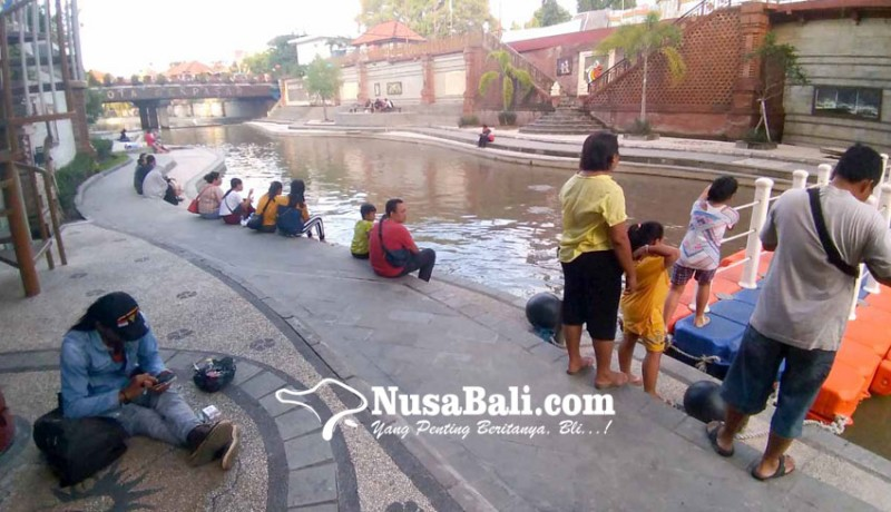 www.nusabali.com-taman-kumbasari-tukad-badung-dilengkapi-layanan-free-wifi
