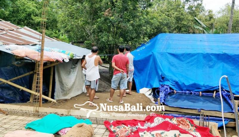 www.nusabali.com-korban-gempa-masih-tempati-tenda-penampungan
