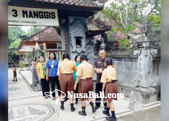 Nusabali.com - disdikpora-gencarkan-program-menyapa-siswa