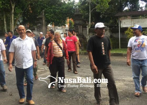 Nusabali.com - baliho-dirusak-kader-nasdem-lapor-panwaslu