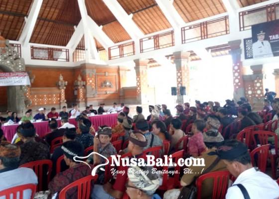 Nusabali.com - tabanan-tolak-kepanjangan-lpd-diubah