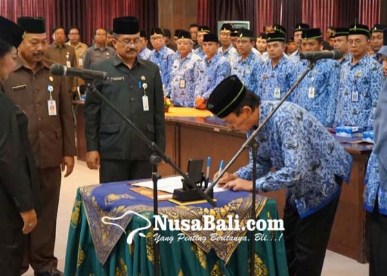 Nusabali.com - 164-pejabat-dimutasi