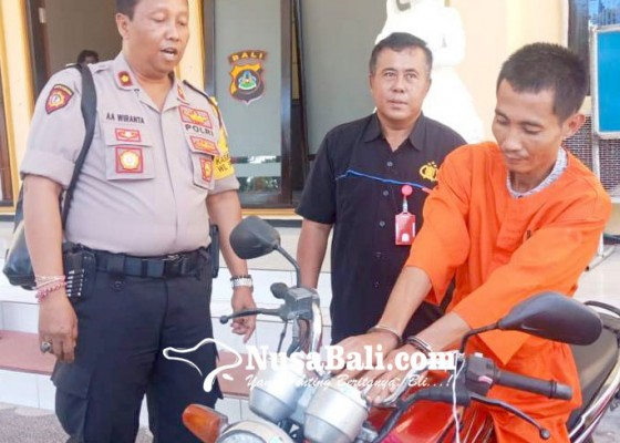 Nusabali.com - ketagihan-judi-motor-tetangga-diembat