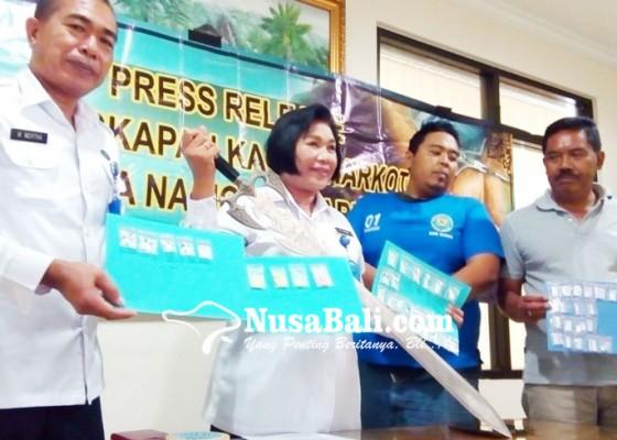 Nusabali.com - bandar-sembunyikan-narkoba-di-mobil