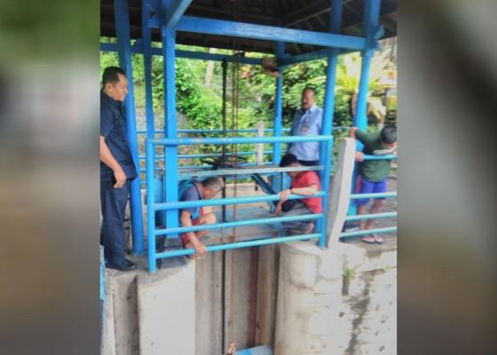Nusabali.com - pendistribusian-air-pdam-kembali-terganggu
