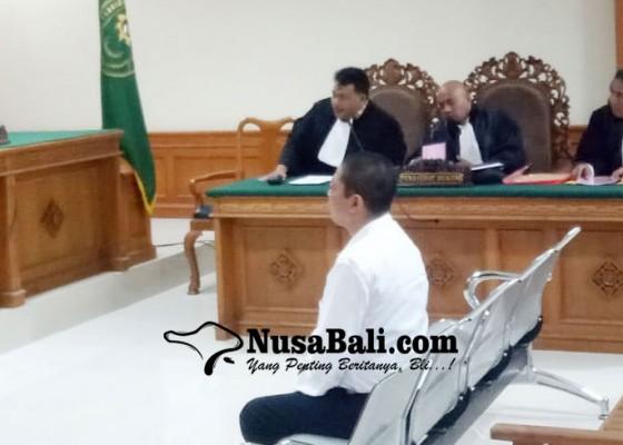 Nusabali.com - hakim-tolak-eksepsi-anggota-dewan