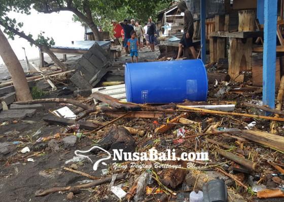 Nusabali.com - gelombang-pasang-hancurkan-pesisir-buleleng