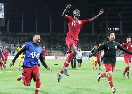 Nusabali.com - korsel-dan-qatar-lengkapi-perempatfinalis-piala-asia
