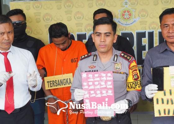 Nusabali.com - pengedar-narkoba-diringkus-di-nusa-penida
