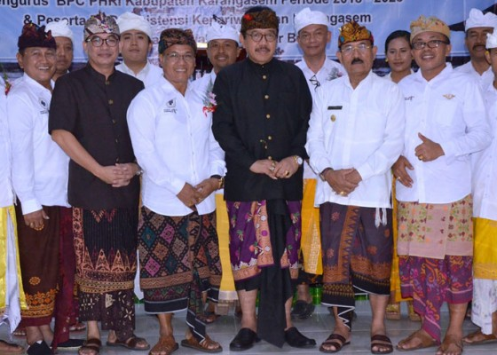 Nusabali.com - wagub-bali-minta-garap-wisatawan-milenial