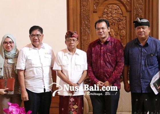 Nusabali.com - koster-dorong-perekonomian-berbasis-desa-adat