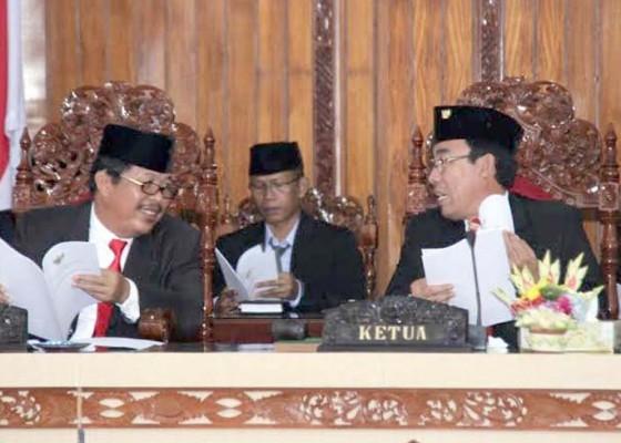 Nusabali.com - dewan-setujui-lkpj-bupati-wtp-dan-stabilitas-sospol-dapat-pujian