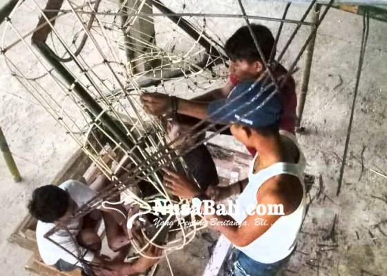 Nusabali.com - ogoh-ogoh-ramah-lingkungan