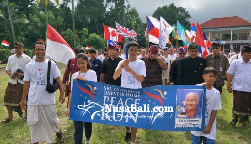 Nusabali Com Cok Ace Awal Yang Baik Untuk Pariwisata Desa Sudaji