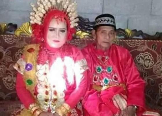 Nusabali.com - kakek-nikahi-gadis-yang-terpaut-42-tahun