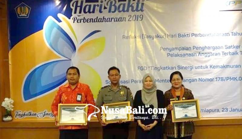 www.nusabali.com-kemenag-raih-tiga-penghargaan-kppn