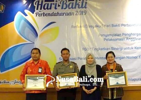 Nusabali.com - kemenag-raih-tiga-penghargaan-kppn