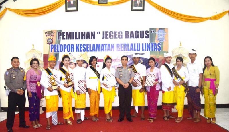 www.nusabali.com-sat-lantas-polres-klungkung-gelar-lomba-jegeg-bagus