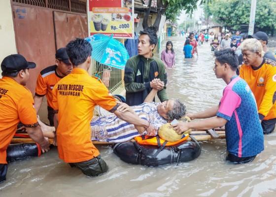 Nusabali.com - pesisir-pekalongan-banjir