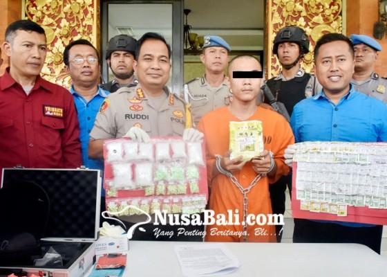 Nusabali.com - kurir-narkoba-jaringan-lapas-diringkus