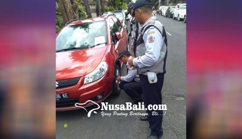 www.nusabali.com-dishub-cabut-pentil-45-kendaraan