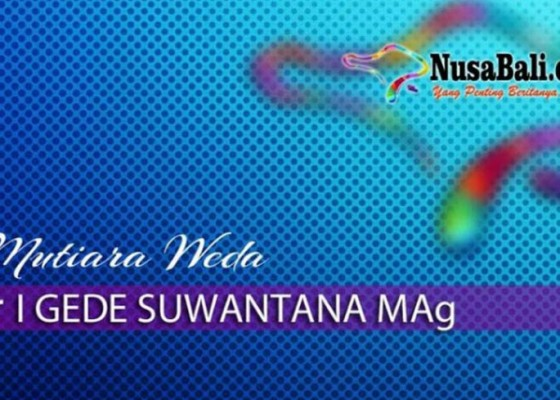 Nusabali.com - mutiara-weda-homa-yadnya