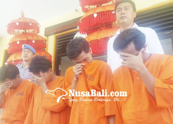 Nusabali.com - empat-penjahat-kelamin-jadi-tersangka