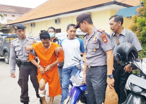 Nusabali.com - nyamar-jadi-penyakap-bobol-rumah-warga