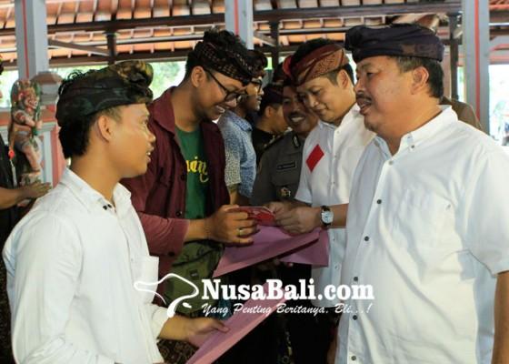 Nusabali.com - nyepi-pemkab-jembrana-gelar-lomba-ogoh-ogoh