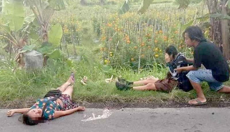 www.nusabali.com-siswi-smp-bersama-ibunya-jadi-korban-tabrak-lari