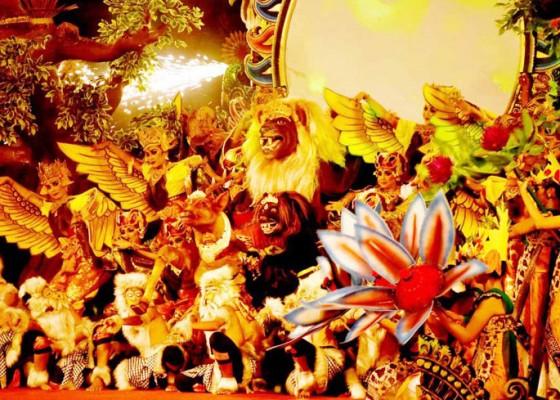 Nusabali.com - kota-denpasar-tonjolkan-garapan-berbasis-endek