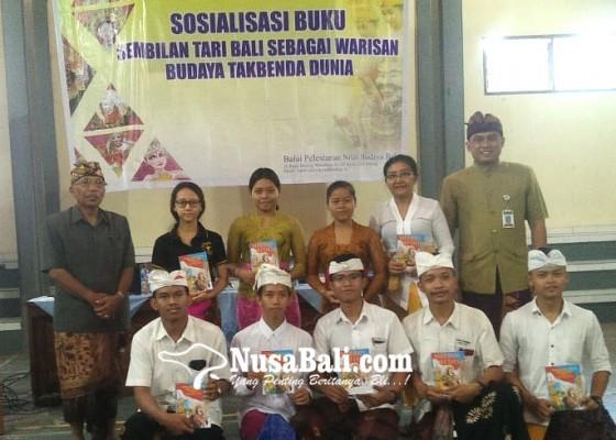 Nusabali.com - bpnb-bali-sosialisasikan-9-tari-bali-ditetapkan-unesco