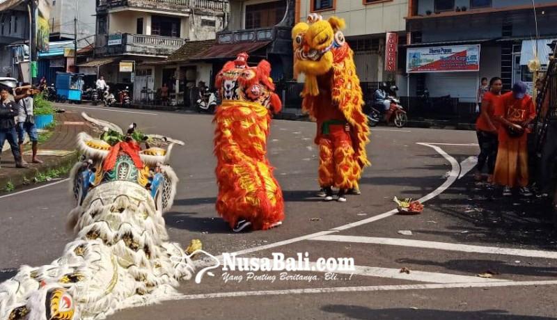 www.nusabali.com-barongsai-meriahkan-imlek-di-pupuan
