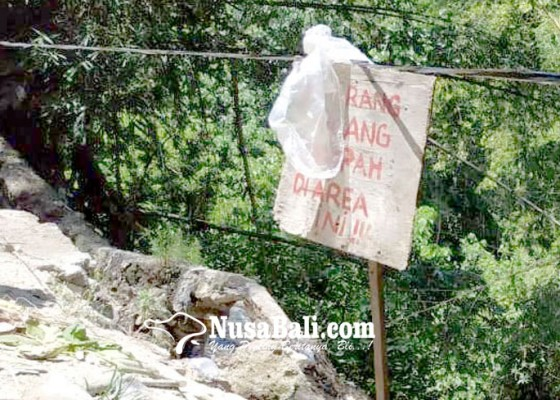 Nusabali.com - tempat-pembuangan-sampah-di-kekeran-tak-lagi-beroperasi