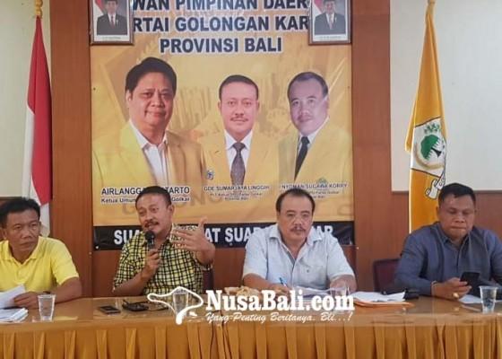 Nusabali.com - wijaya-cs-adukan-demer-ke-mahkamah-partai-golkar