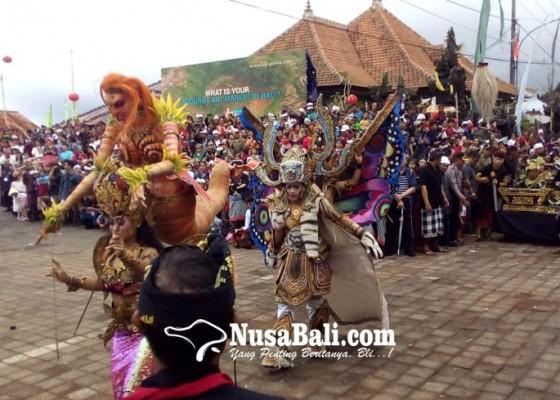 Nusabali.com - ditarget-jadi-agenda-tahunan-didanai-apbd-bali
