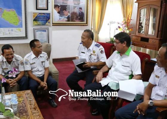 Nusabali.com - 7-pegawai-kontrak-dishub-terancam-pecat