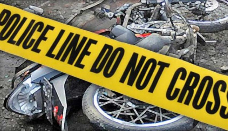 www.nusabali.com-dihantam-pick-up-pengendara-motor-tewas