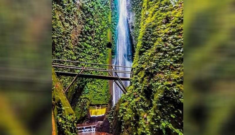www.nusabali.com-aan-secret-waterfall-kian-diserbu-wisatawan